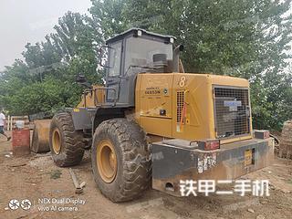 安徽-阜阳市二手龙工LG853N装载机实拍照片