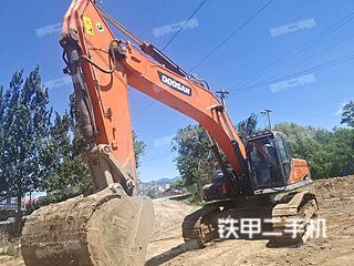 斗山DX380LC-9C挖掘機實拍圖片