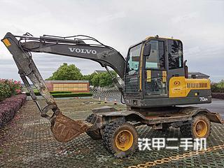 二手临工金利 LG670BM 挖掘机转让出售