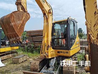 江苏-南京市二手山推SE60-9挖掘机实拍照片