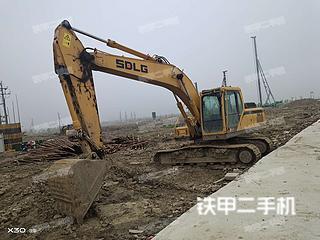 佛山山東臨工E6210F挖掘機實拍圖片