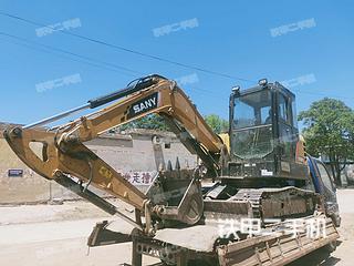 河北-邢台市二手三一重工SY60C挖掘机实拍照片