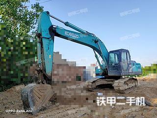 神鋼SK200-8挖掘機實拍圖片