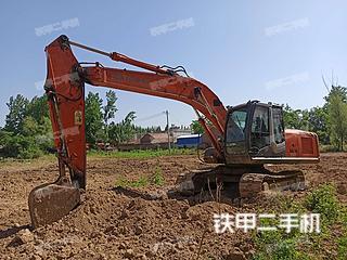 安徽-亳州市二手日立ZX210H-3挖掘机实拍照片