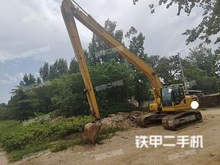 安阳小松PC200LC-8M0挖掘机实拍图片