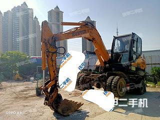二手恒特重工 HTL70 挖掘机转让出售