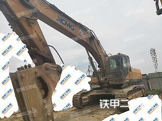 河北-保定市二手徐工XE470C挖掘机实拍照片