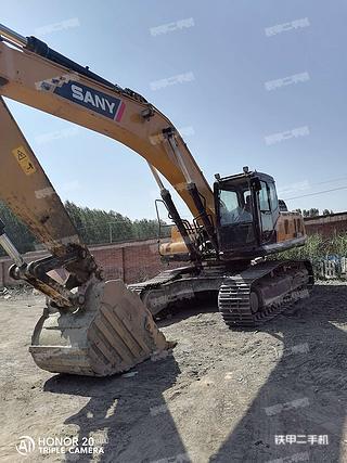 三一重工SY305H挖掘機實拍圖片