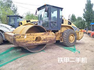 陕西-咸阳市二手柳工CLG620压路机实拍照片