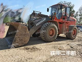 安康斗山DL507-9C装载机实拍图片