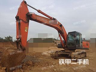 平頂山日立ZX240-3G挖掘機實拍圖片