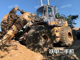 江苏-镇江市二手龙工ZL50B装载机实拍照片
