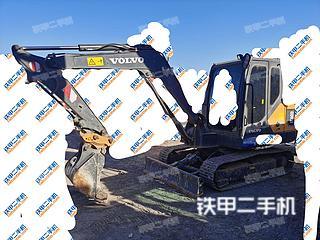 二手沃尔沃 EC55DAG 挖掘机转让出售