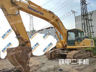广州小松PC360-7挖掘机实拍图片