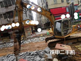 加藤HD512挖掘機實拍圖片