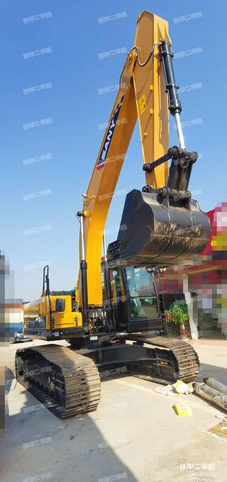 二手三一重工 SY215H 挖掘机转让出售