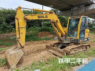 江苏-南京市二手山东临工E660F挖掘机实拍照片