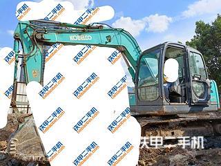 云南-楚雄彝族自治州二手神钢SK75-8挖掘机实拍照片