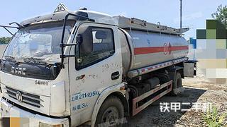 程力專汽東風底盤加油車油罐車實拍圖片