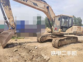 青島三一重工SY205C挖掘機實拍圖片
