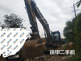 四川-成都市二手卡特彼勒324D挖掘机实拍照片