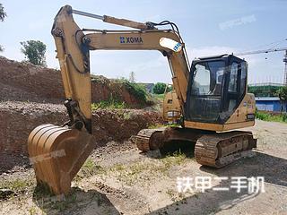 廈工XG808挖掘機實拍圖片