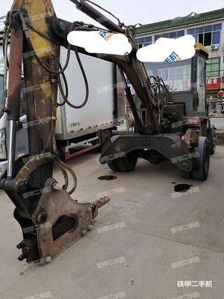 二手詹阳重工 JYL161-3 挖掘机转让出售