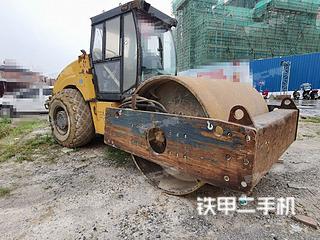广西-南宁市二手洛阳路通LT220B双振幅压路机实拍照片