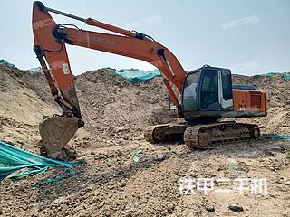 日立ZX240-3挖掘機實拍圖片