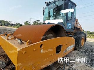 广西-桂林市二手徐工XS202J压路机实拍照片