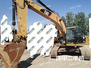 徐州卡特彼勒326D2L液壓挖掘機實拍圖片