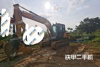 广西-来宾市二手三一重工SY135C挖掘机实拍照片