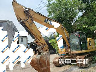 广元卡特彼勒新一代Cat®320GC液压挖掘机实拍图片