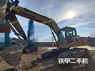小松PC240LC-8挖掘機實拍圖片