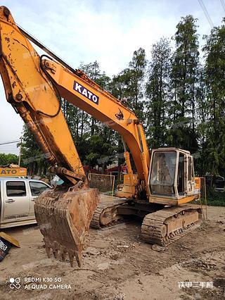 二手加藤 HD700VII 挖掘机转让出售