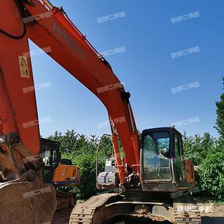北京日立ZX270-3挖掘機實拍圖片