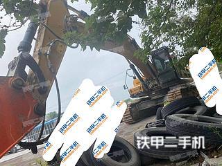 三一重工SY485H挖掘机实拍图片