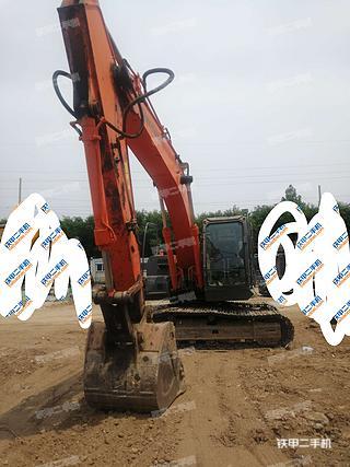 天津日立ZX210H-3挖掘機實拍圖片
