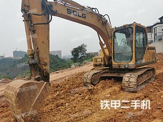 湖北-宜昌市二手山东临工LG6135挖掘机实拍照片