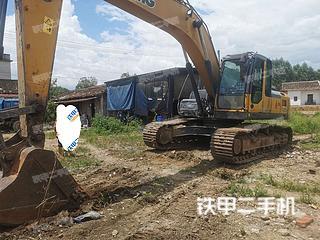 徐工XE270DK挖掘机实拍图片