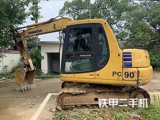 小松PC60-7挖掘機實拍圖片