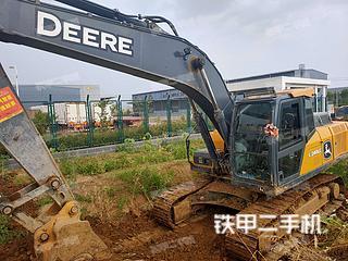 約翰迪爾E210挖掘機實拍圖片