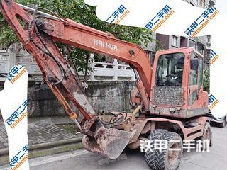 二手海华重工 HH75-8B 挖掘机转让出售