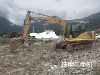 溫州小松PC130-7挖掘機實拍圖片