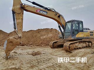 安徽-合肥市二手徐工XE205DA挖掘机实拍照片