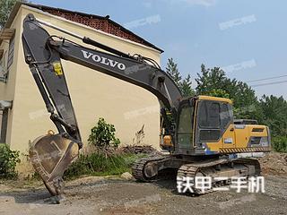 二手沃尔沃 EC210D 挖掘机转让出售