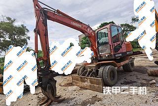 二手富亿 W90-5JS 挖掘机转让出售