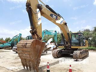 云南-昆明市二手卡特彼勒336D2液压挖掘机实拍照片