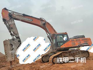 二手斗山 DX500LC-9C 挖掘机转让出售