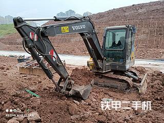 二手沃尔沃 EC55D 挖掘机转让出售